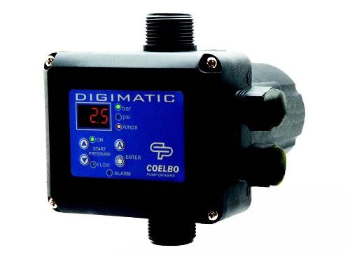 "Coelbo Compact Pressure Switch 1/"""
