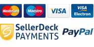 Payments secured by SellerDeck Payments